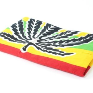 Bandana Feuille Cannabis Géante