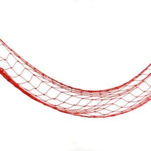 Hamac Filet Rouge Super Léger Super Résistant