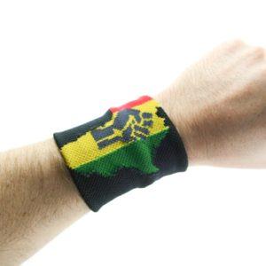 Bandeau de Poignet Africa Power