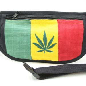 Sac Banane Chanvre Super Fin Cannabis Facile à Cacher