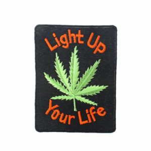 Ecusson Light Up Your Life