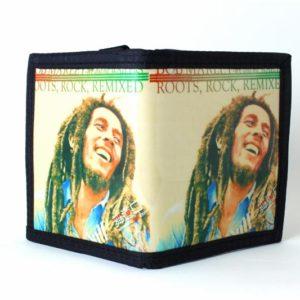 Portefeuille Vinyl Rastaman Roots Rocks Remixed